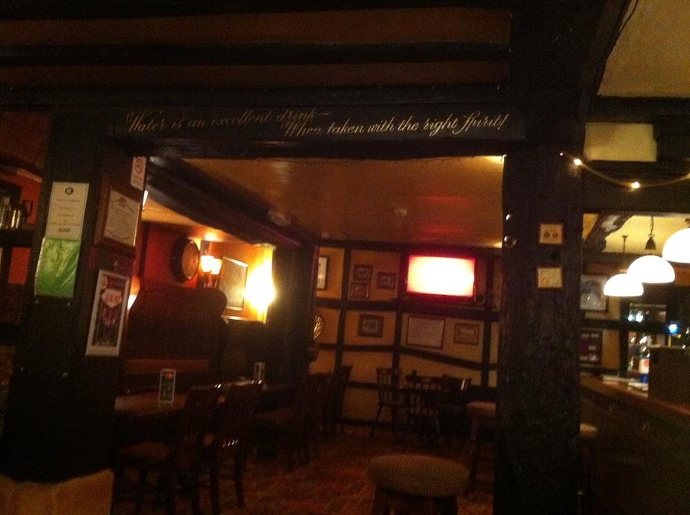Amesbury pub